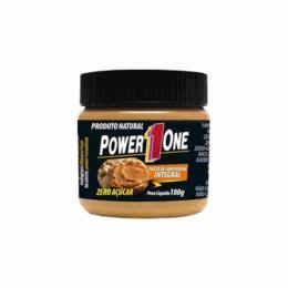 Pasta de amendoim Power One Tradicional (180g)