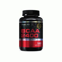 BCAA 2400 (120 Tabs)- probiotica