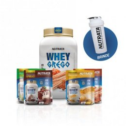 Combo Whey dos Deuses