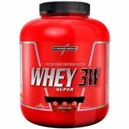 Super Whey 3W (1,8kg) - chocolate
